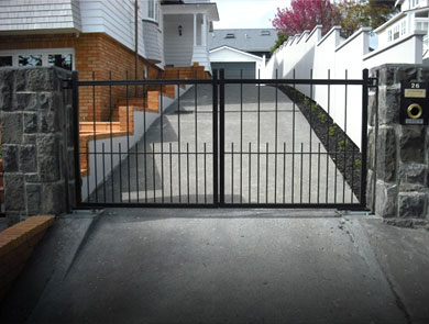 Gates and fences - Steel and Metalwork