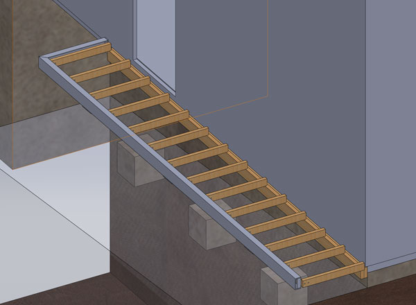 Steel-deck-detailing